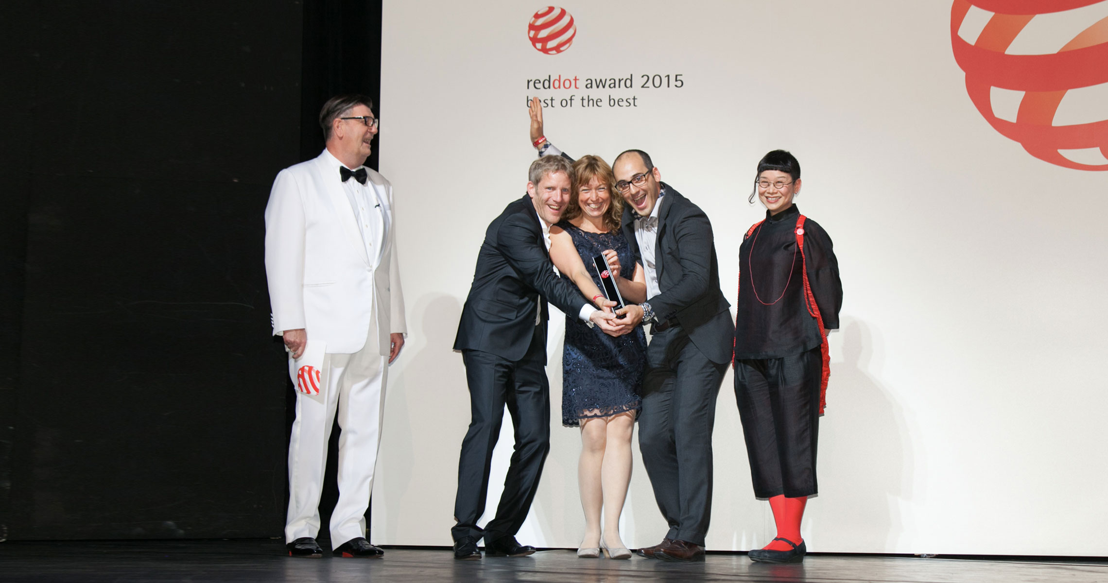 red dot award 2015 Gewinner